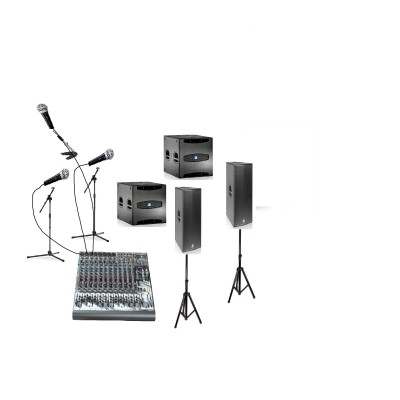 Service audio professionale